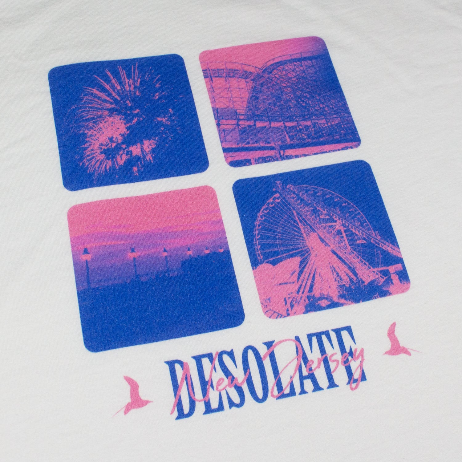 Image of New Jersey Photo Tee (White)