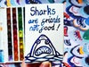 Zine: Sharks Are Friends Not Food