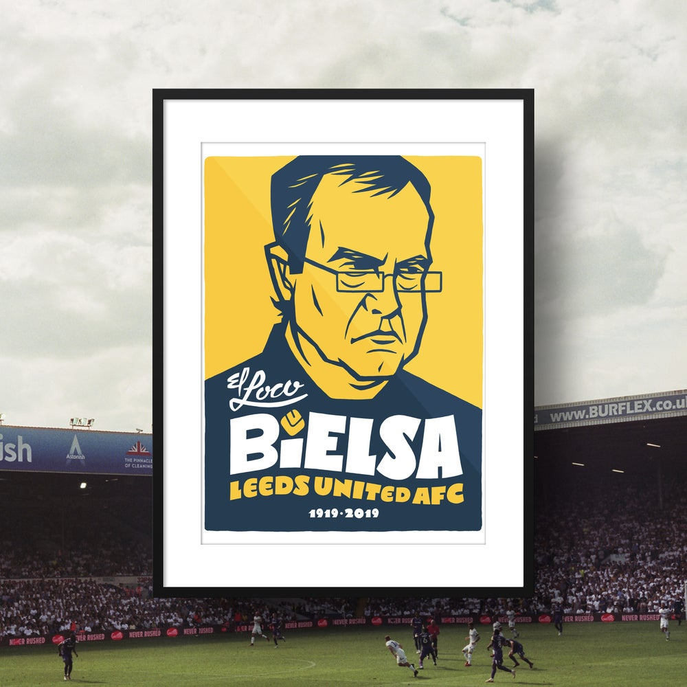 Image of BIELSA ILLUSTRATION | BY LAWERTA