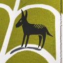 Image of A Donkey and seven hills