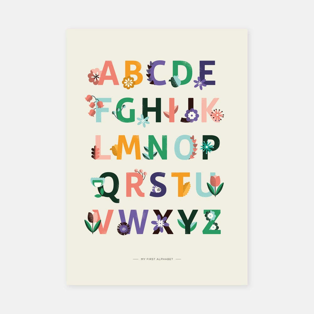 Image of My First Alphabet