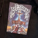 """Messiah """"Choir Of Horrors"""" Printed Back Patch"""