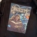 Gruesome Dimensions Of Horror printed Backpatch