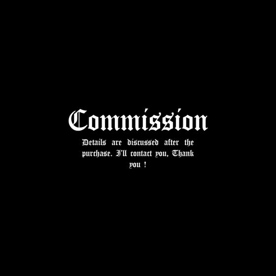 Image of COMMISSION