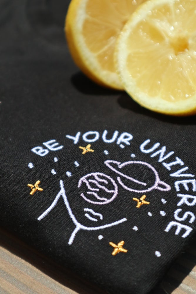 Image of BE YOUR UNIVERSE