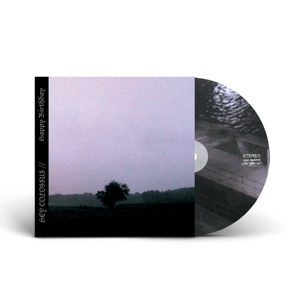 HEY COLOSSUS 'Happy Birthday' CD