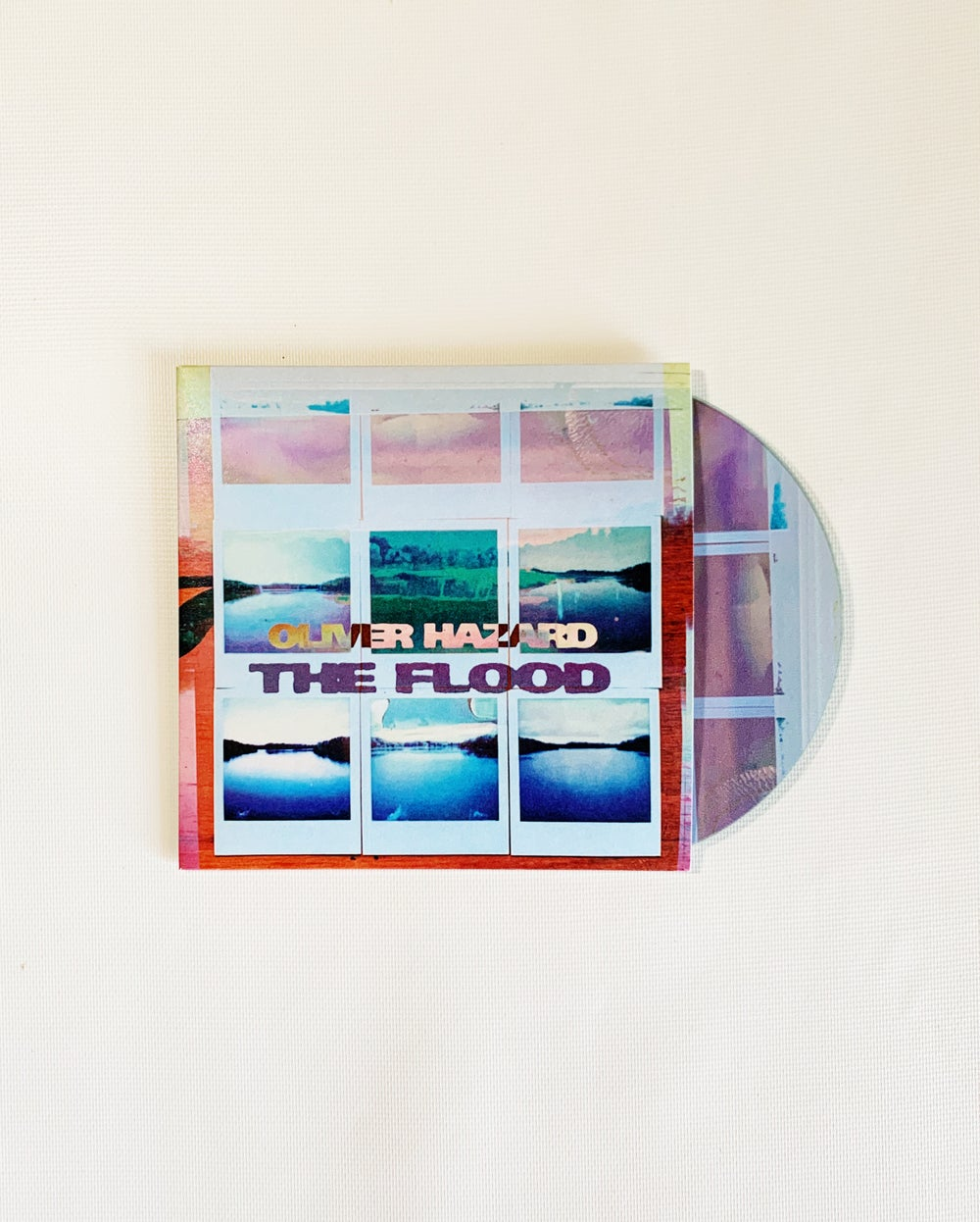 Image of The Flood (CD)
