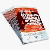Image of 15 x Application, Interview & Internship Handbook [15 copies]
