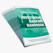 Image of 15 x Investment Banking Handbooks