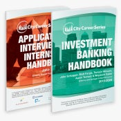 Image of Two Handbook Bundle - Investment Banking