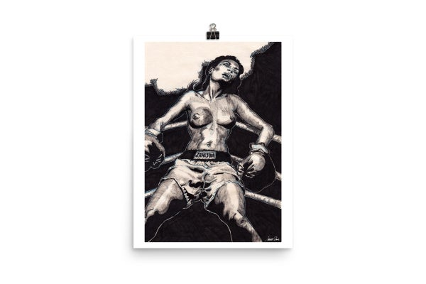 Image of Knockout | Art Print
