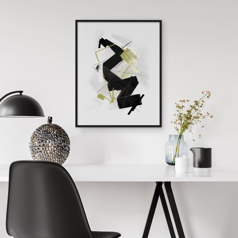 Image of Descent Art Print
