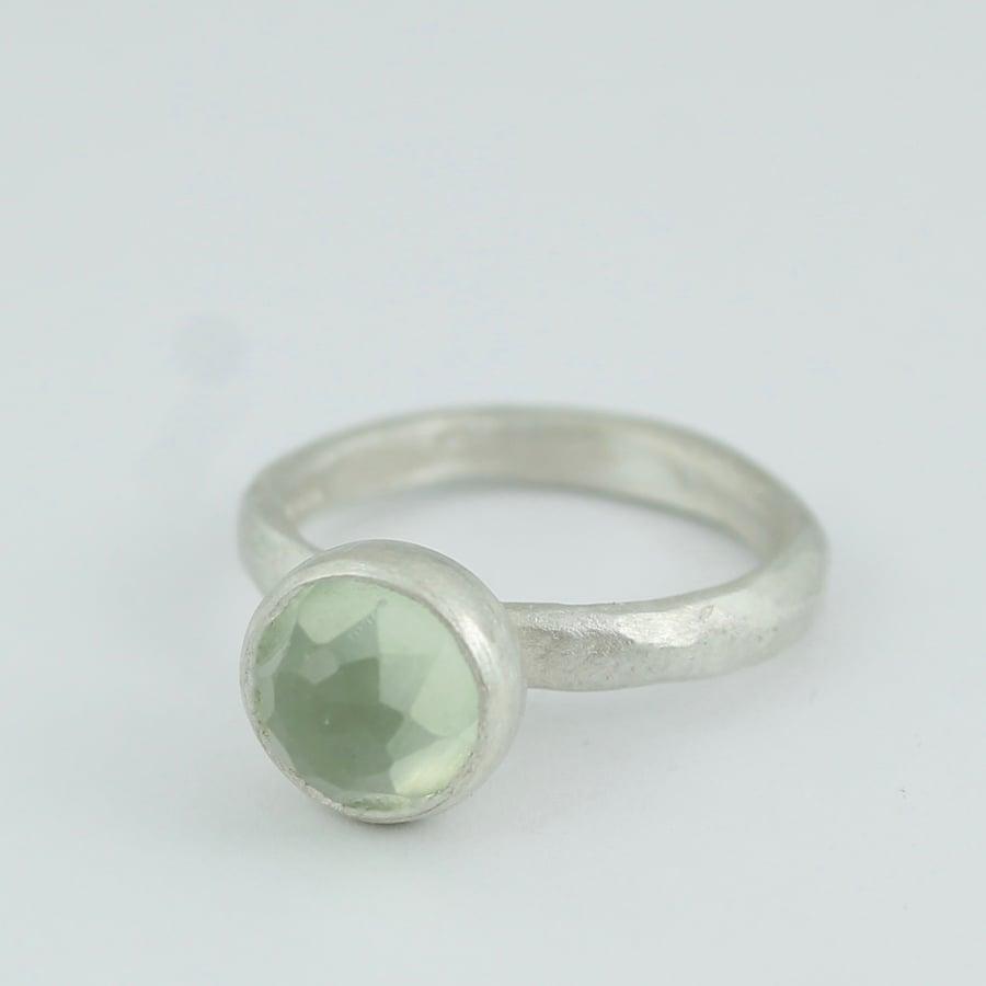 Image of Prehnite ring