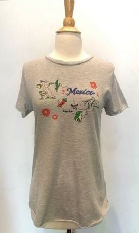 Image of Mexico Destination Tee