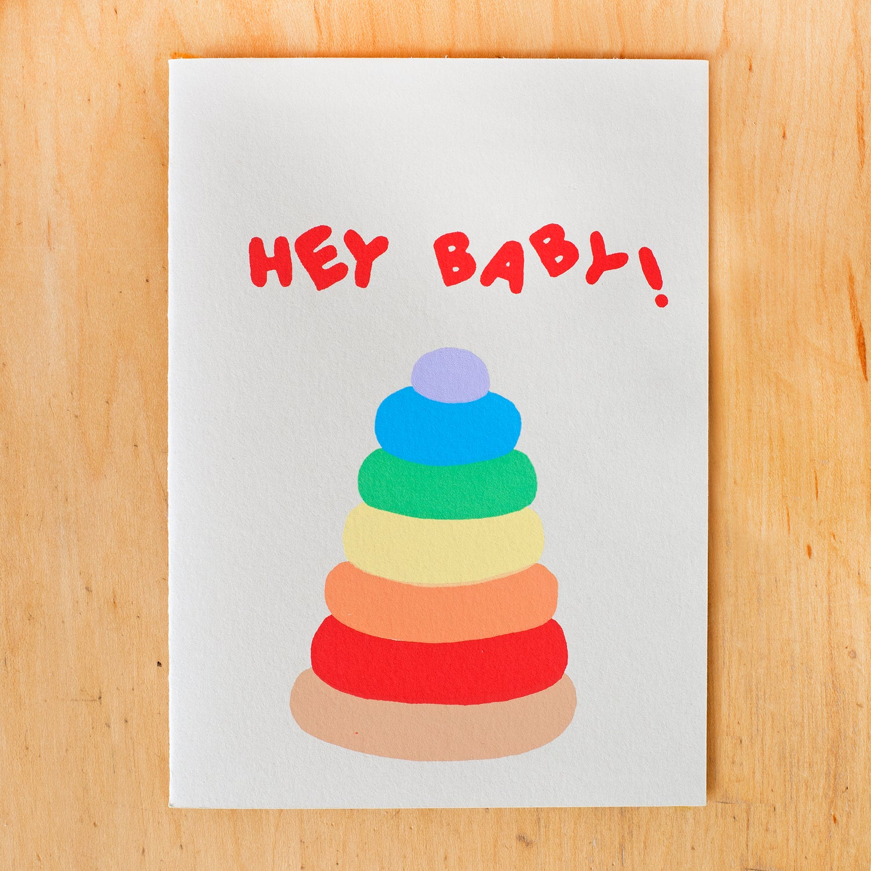 Image of Hey Baby