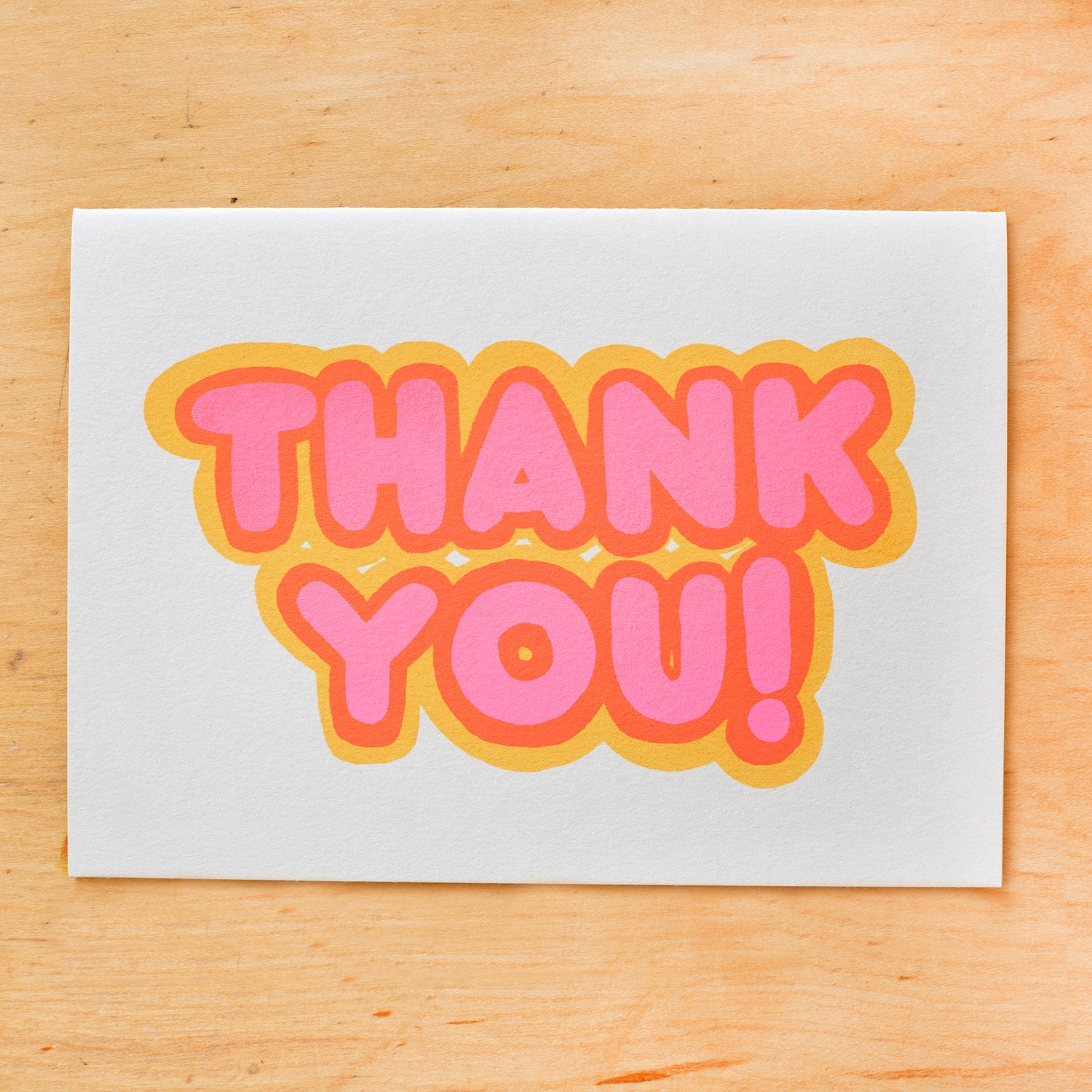 Image of Thank You Shadow