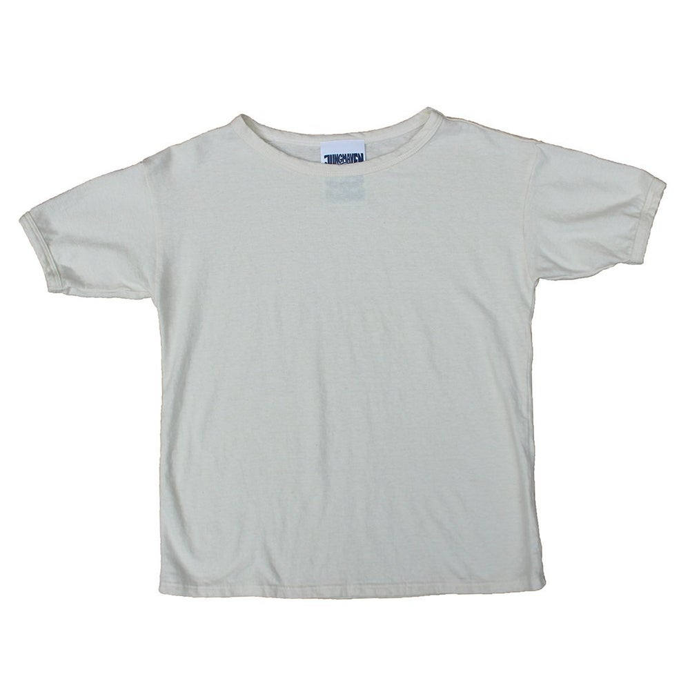 Image of Jungmaven Boxy Tee - Washed White