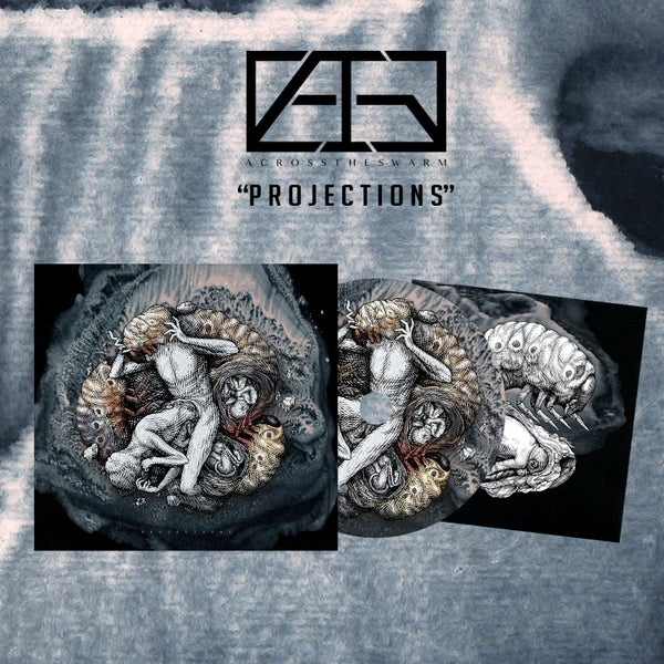 """Image of Across The Swarm """"Projections"""" - CD digipack"""