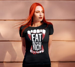 Image of Eat the Rich T-Shirt