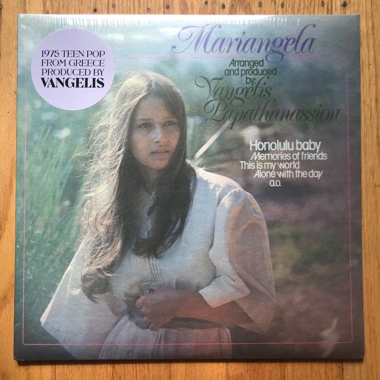 Image of Mariangela - S/T LP