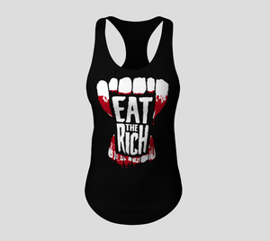 Image of Eat the Rich Tank Top