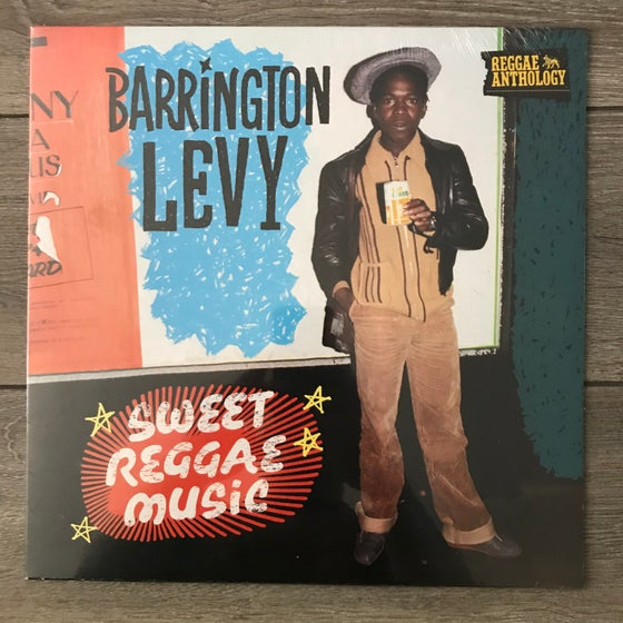 Image of Barrington Levy - Sweet Reggae Music Anthology Vinyl LP