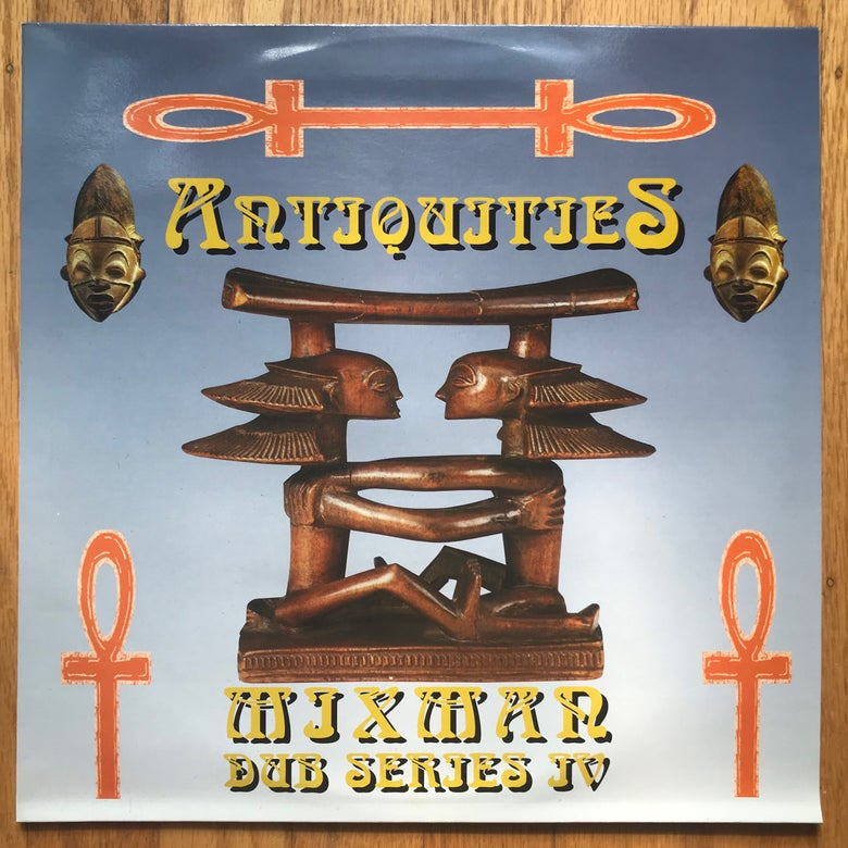 Image of Mixman - Antiquities LP