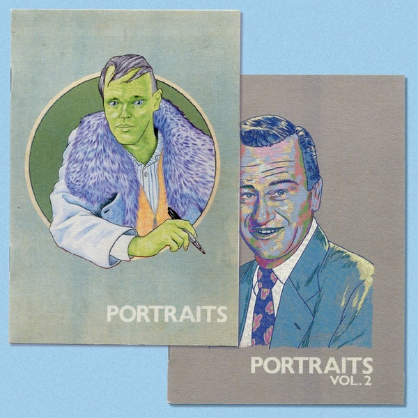 Image of Portraits 1 & 2 (mini bundle)