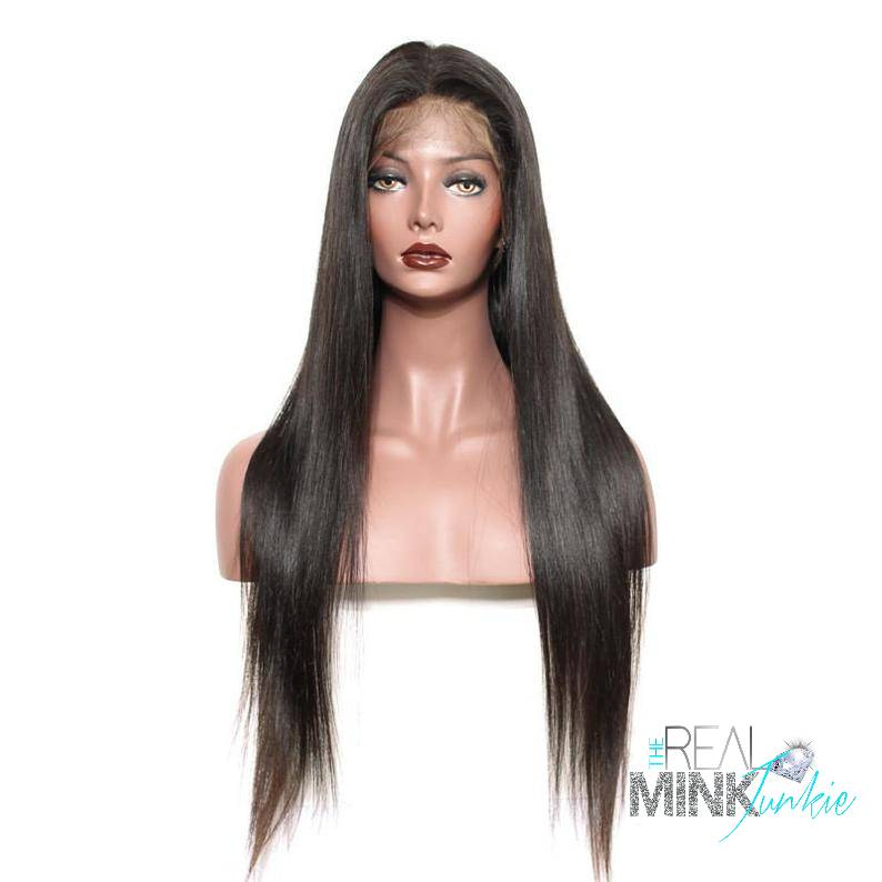 Image of LACE FRONT WIG - BRAZILIAN STRAIGHT