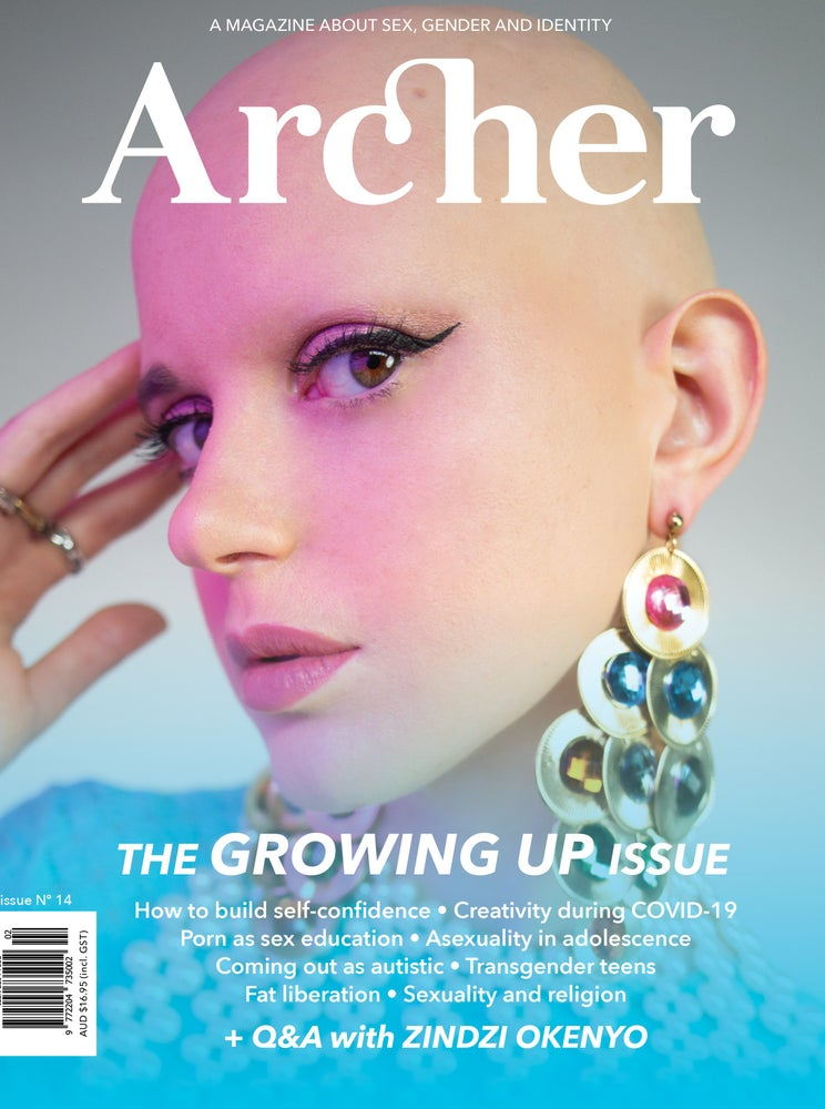 Image of ARCHER MAGAZINE #14 - the GROWING UP issue