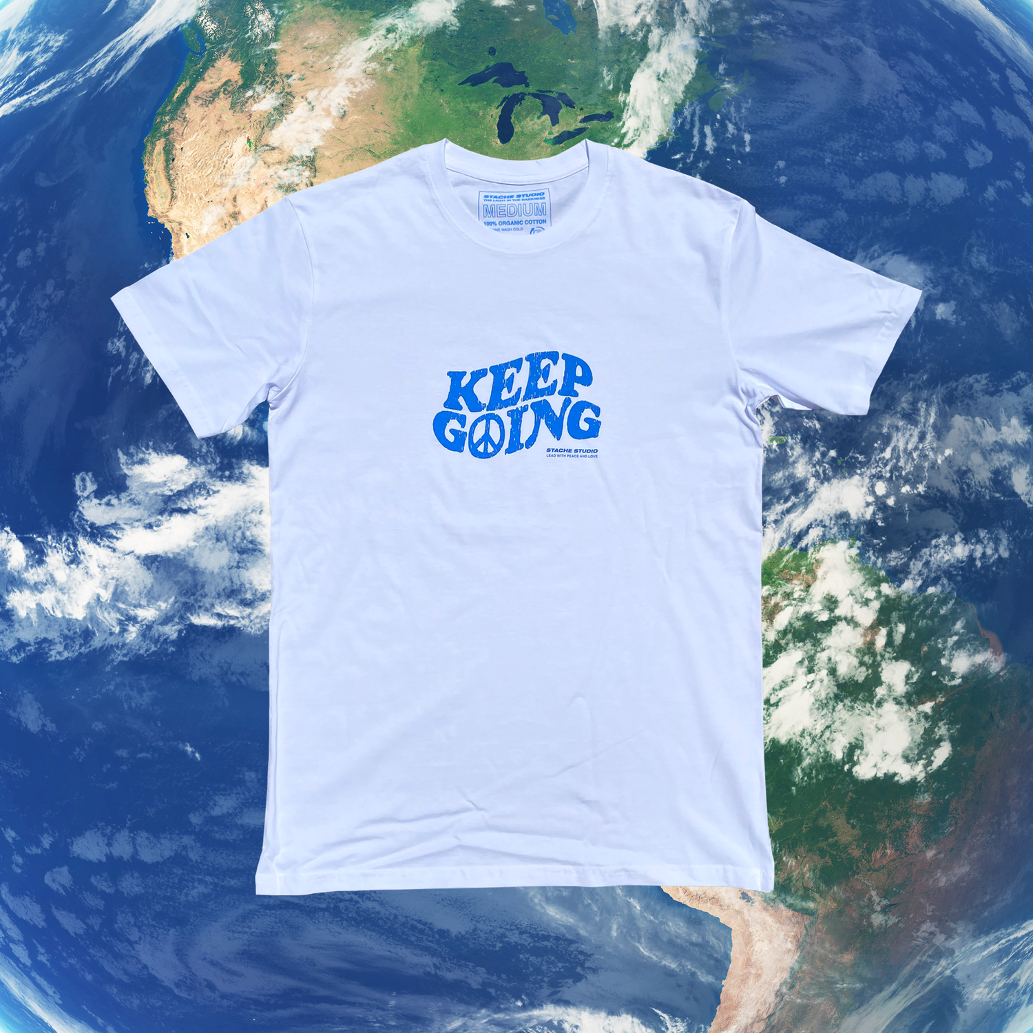 Image of Keep Going t-shirt
