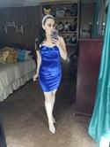 Daisy Dress (Royal Blue)