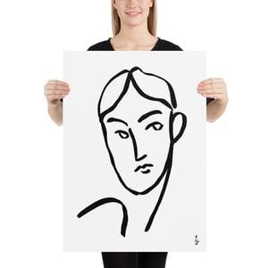 """Art poster """"SIESTA"""" 50x70cm"""
