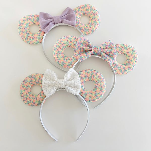 Image of Confetti Donut Mouse Ears
