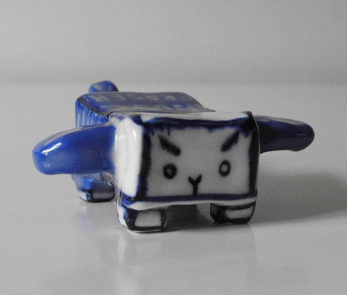 Image of the life of things - eraser dog