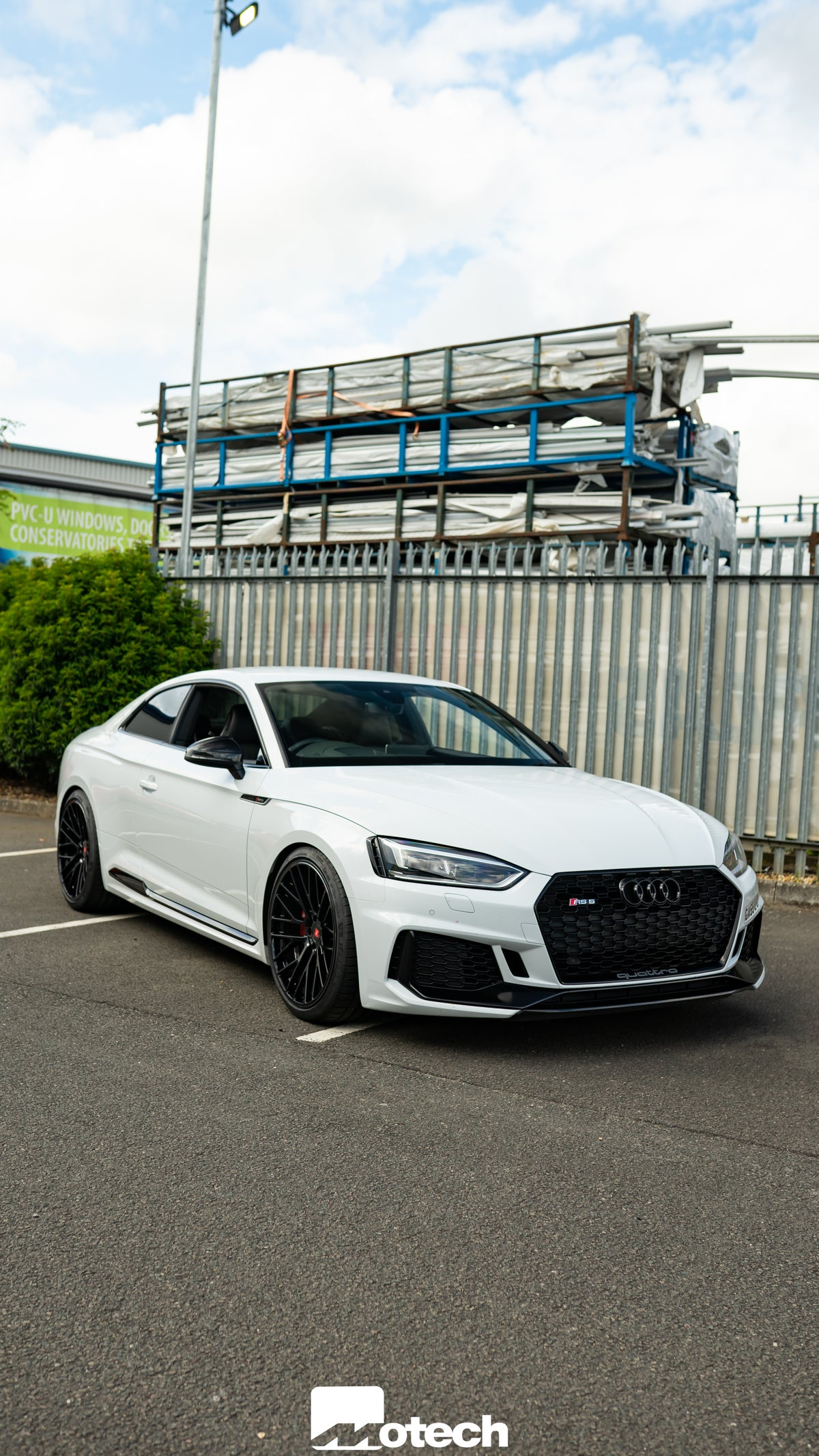 Image of Audi RS5 Lowering Springs
