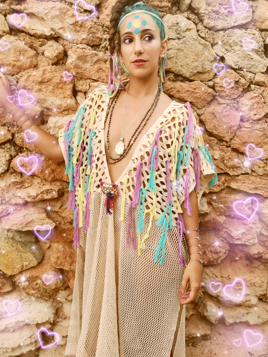 Image of Rainbow Trinity Tunic
