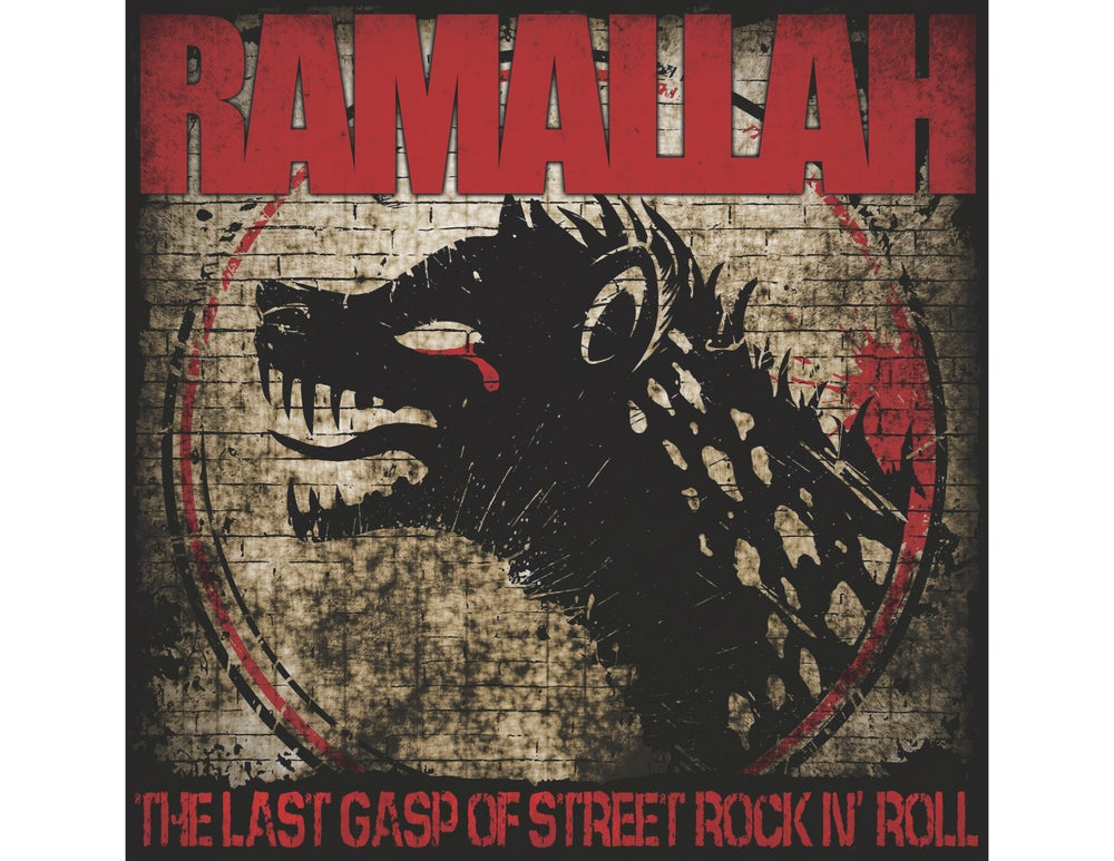 Image of The Last Gasp Of Street Rock N Roll CD