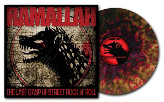 Image of The Last Gasp Of Street Rock N Roll LP