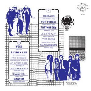 Image of Nome Noma - Québec Post-Punk et New Wave 1979-1987 (TNAT002)