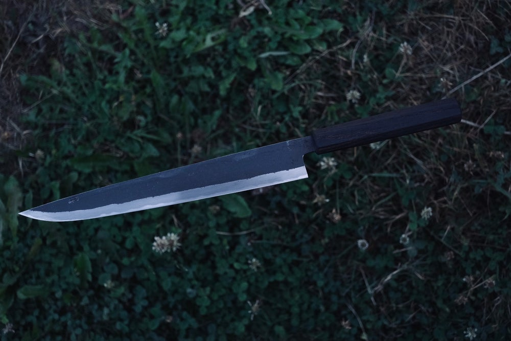 Image of Wrought iron sujihiki
