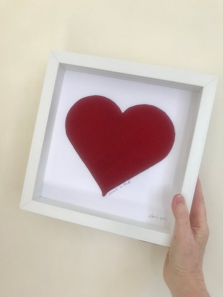 Image of Framed Heart