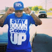 Image of Stay Down 2 Come Up T shirt
