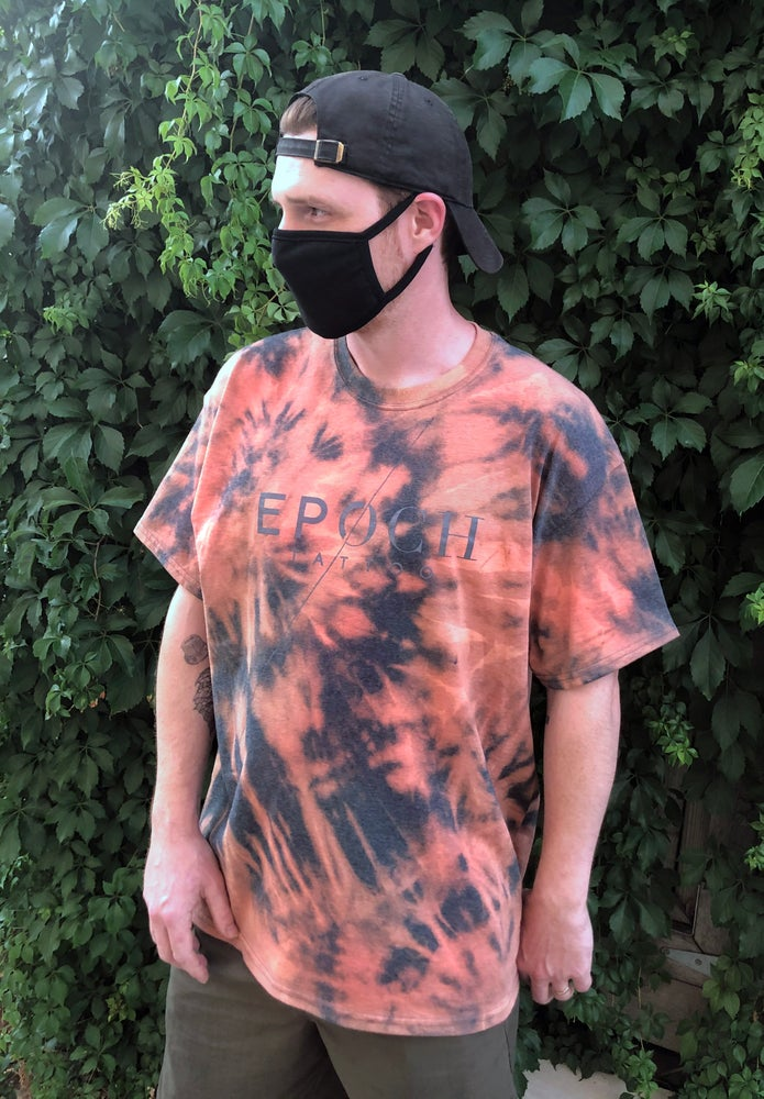 Image of Custom Bleach Dyed Tee