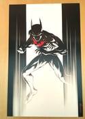 Enter Batman Beyond Print