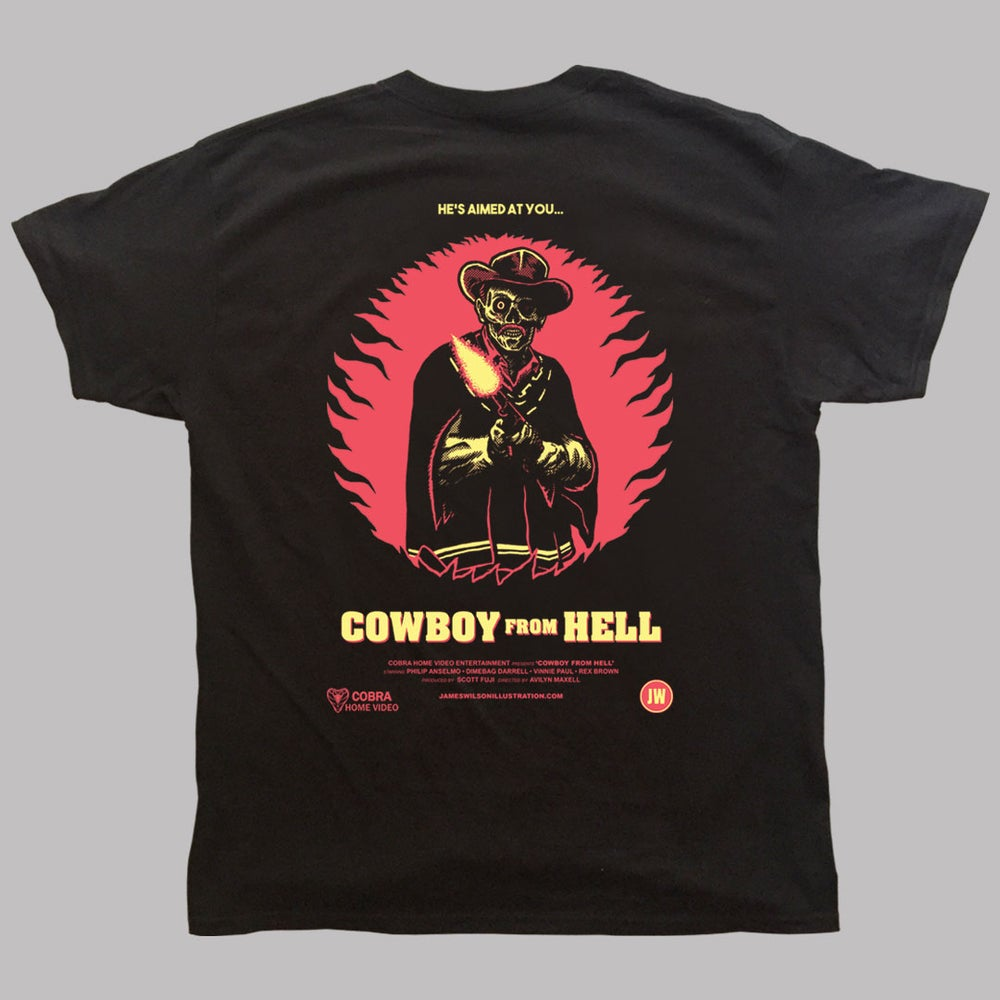 Image of COWBOY FROM HELL
