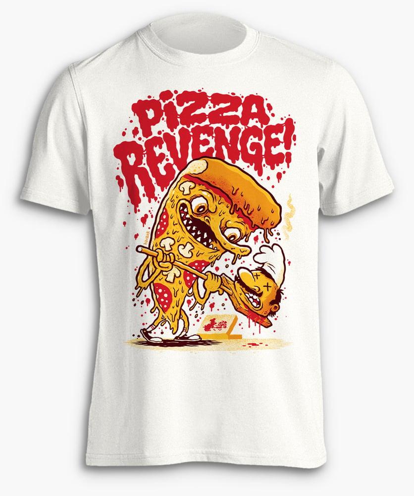 Image of Pizza Revenge T-Shirt