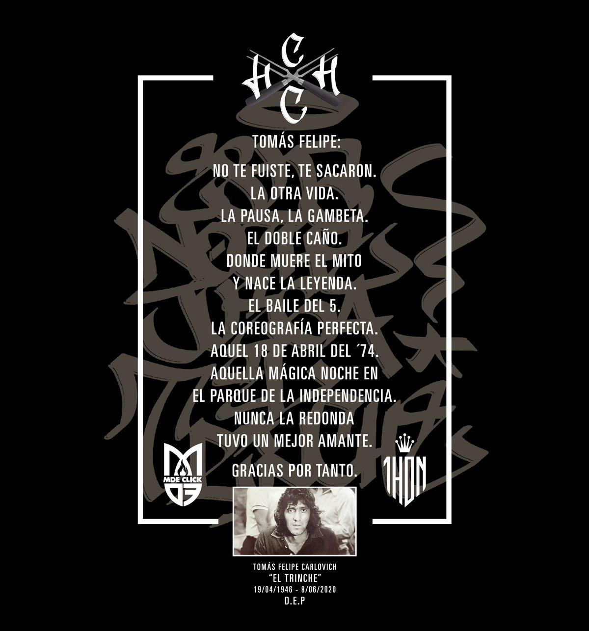 EL TRINCHE // MDE CLICK X CORBETA HALCÓN // T-SHIRT BLACK