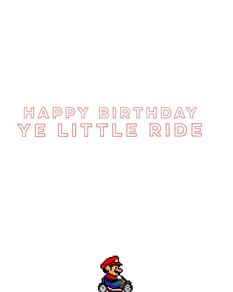 Image of Ye little Ride