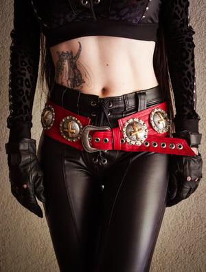 Image of Unholy Bloodlust Belt